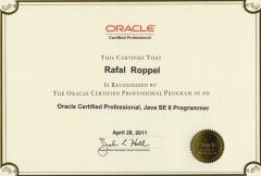 Oracle Certified Professional Java SE 6 Programmer